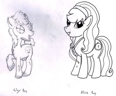 Alice/Velvy MLP Sketch