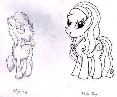 Alice/Velvy MLP Sketch