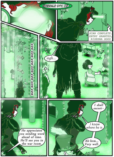 "ch.3, pg.124: ""Red And Green Make Truce"""