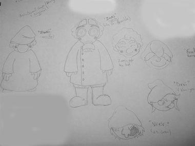 """""""Mein Schnee"""" Dwarf Designs 1"""