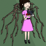 Miss Muffet by Dave