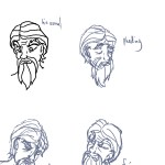 Daedalus heads