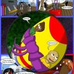 Selkie comic strip from 8.1.2011